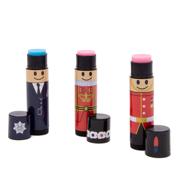 Lip Balms - British Icons 1