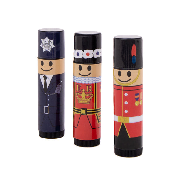 Lip Balms - British Icons 2