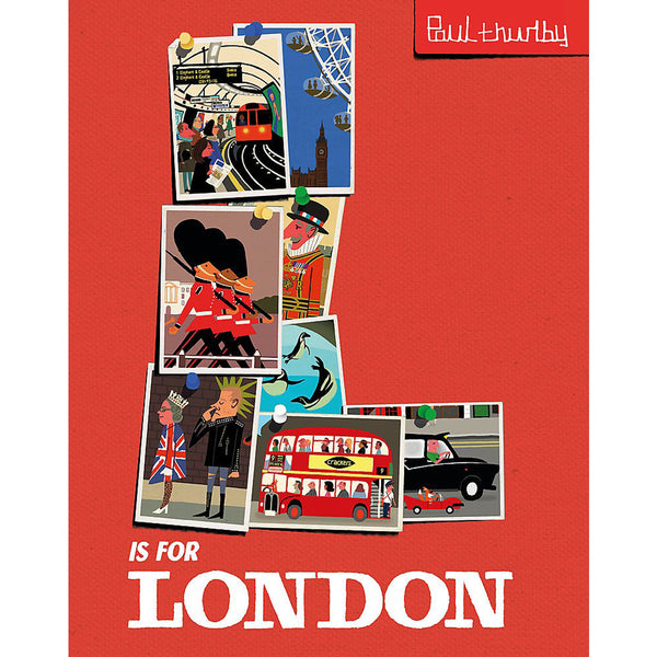 L Is For London Book cover