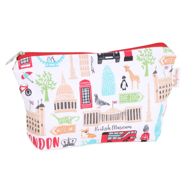 London Adventures Make Up Bag 1