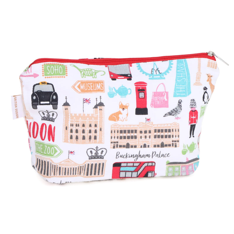 London Adventures Make Up Bag 2