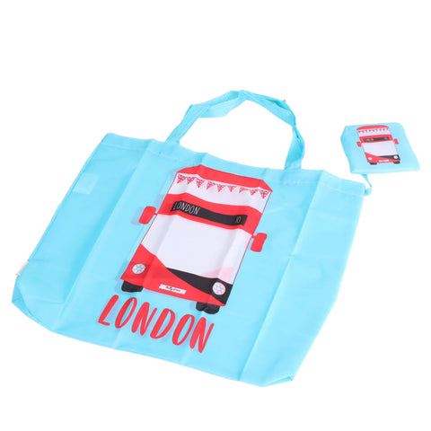 London Adventures Foldaway Bag 1