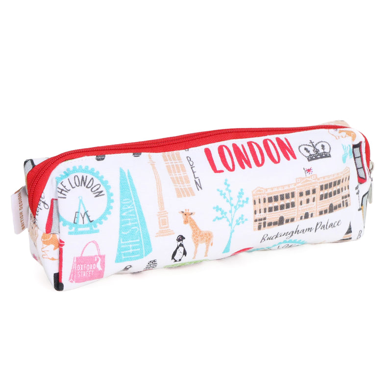 London Adventures Pencil Case 2