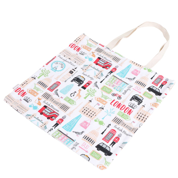 London Adventures Tote Bag 1