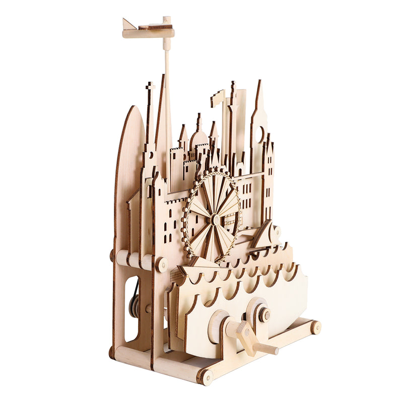 Timberkits London Cityscape Moving Model