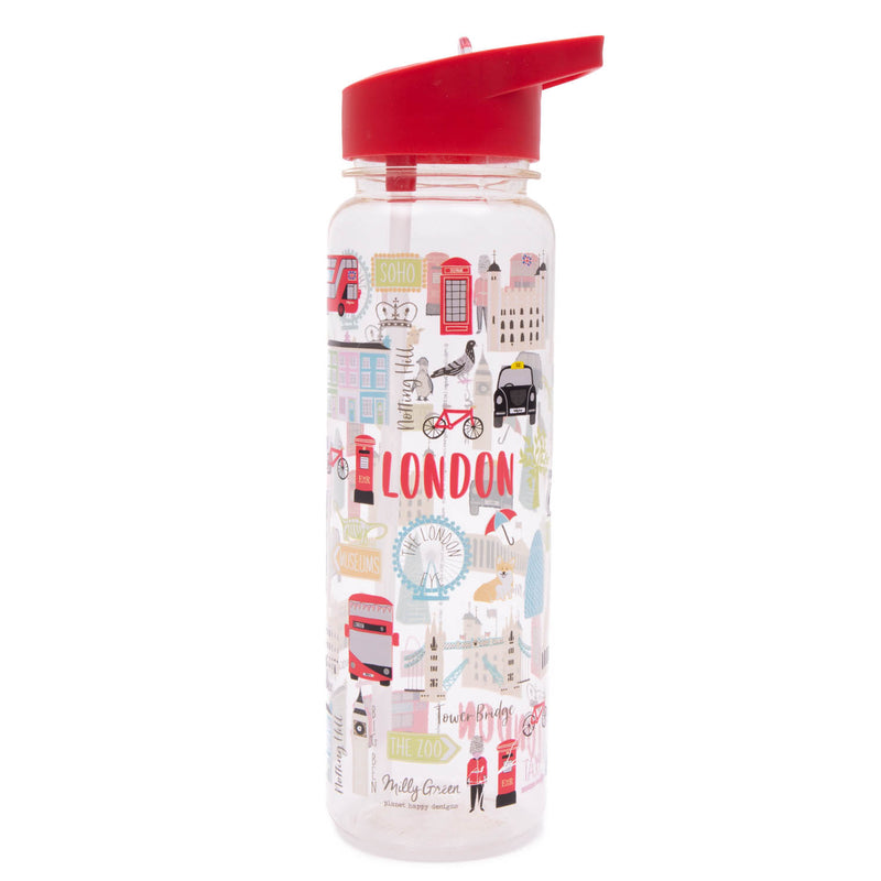 London Adventures Corn Starch Water Bottle 1