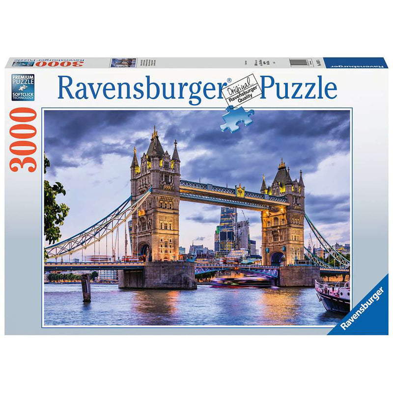 Looking Good London - 3000 Piece Puzzle box
