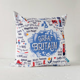 Love Your Nation Cushion 1