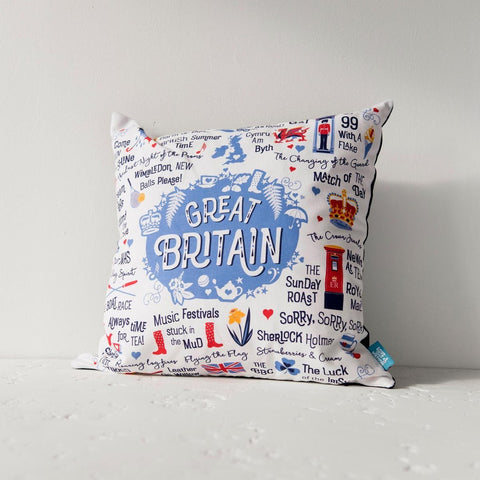 Love Your Nation Cushion 2