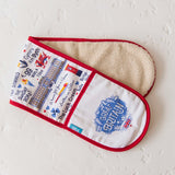 Love Your Nation Double Oven Glove 1