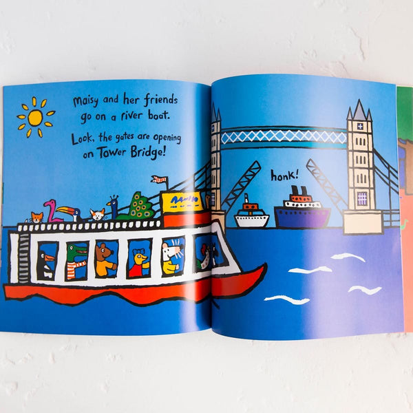 Maisy Goes To London Book 2