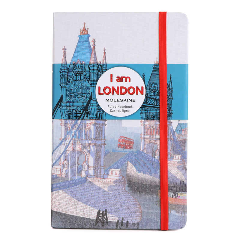 Moleskine Tower Bridge Journal Notebook 1