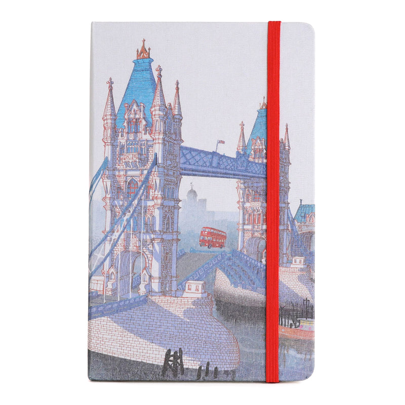 Moleskine Tower Bridge Journal Notebook 2