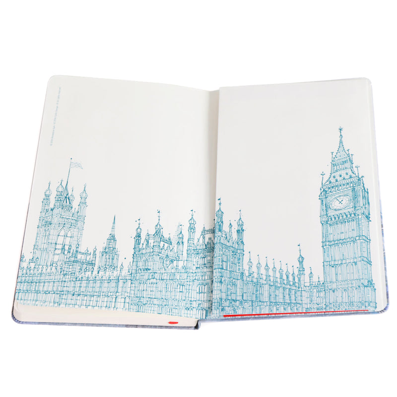 Moleskine Tower Bridge Journal Notebook 4