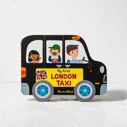 My First London Taxi Book 01