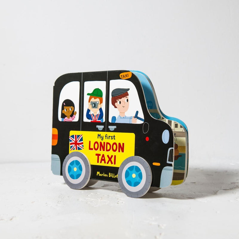 My First London Taxi Book 02