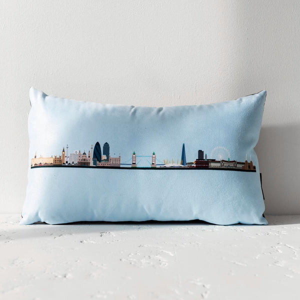 My World London Skyline Cushion 2
