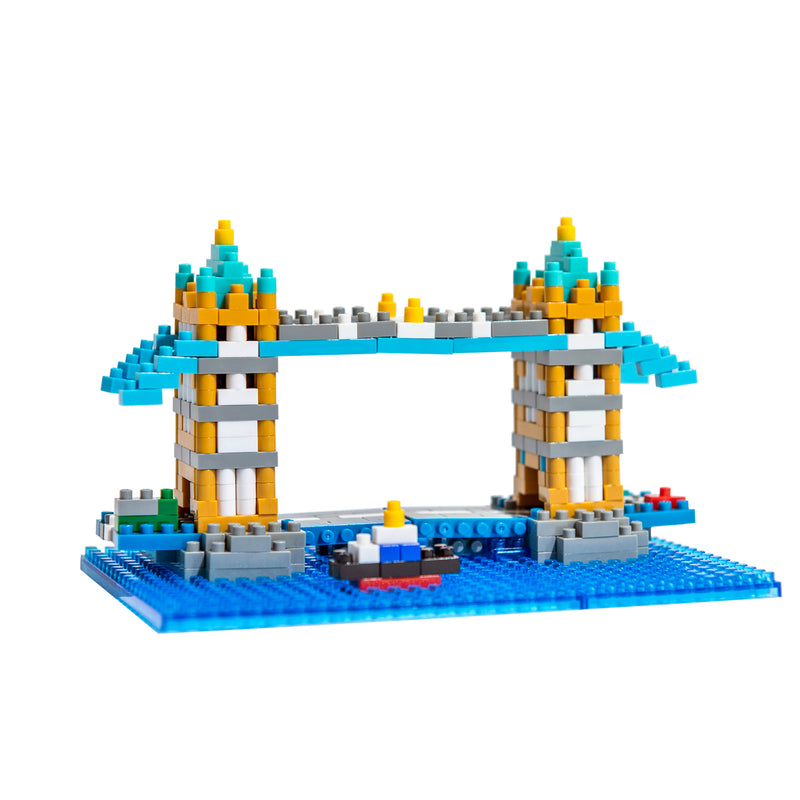 Nanoblock Tower Bridge 2