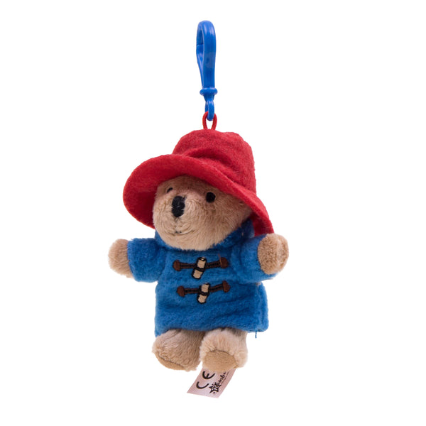 Paddington Bear Plush Keyring 1