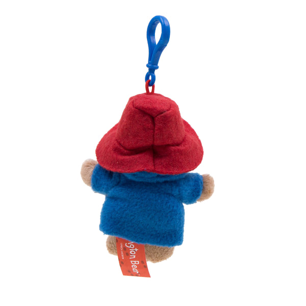 Paddington Bear Plush Keyring 2