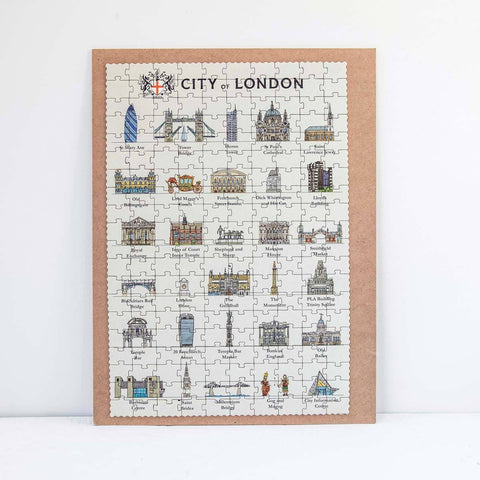 City Of London Puzzle 1