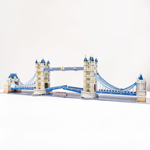 Build-it 3D Puzzle - Tower Bridge 1