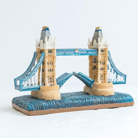 Tower Bridge Resin Model 01