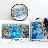 Richard O'Neill Thames London Tote Bag 03
