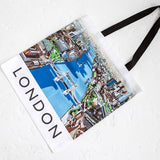 Richard O'Neill Thames London Tote Bag 01