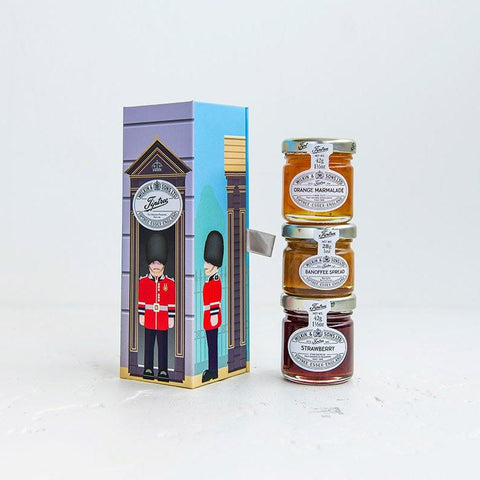Tiptree Queen's Guard Jam Trio 01