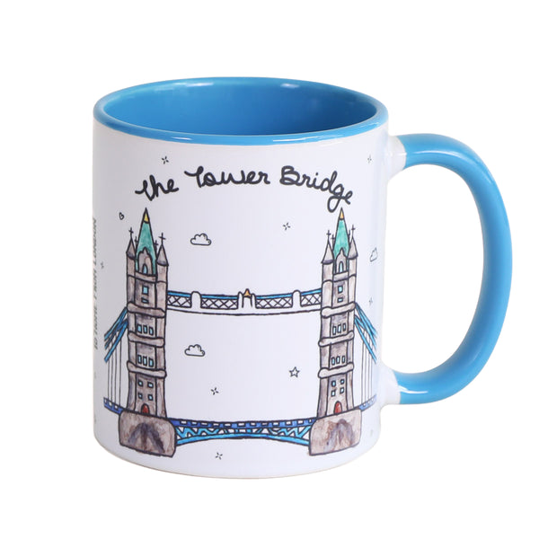 To Home From London Mug - Tower Bridge