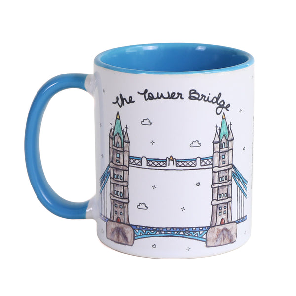 To Home From London Mug - Tower Bridge 2