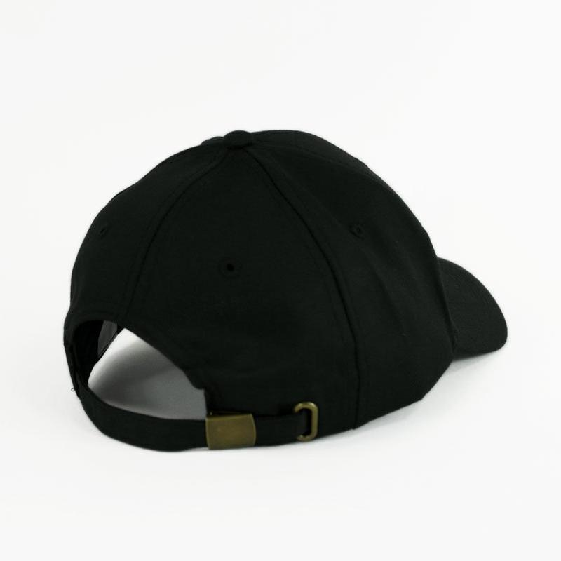 Tower Bridge Black Baseball Cap 2