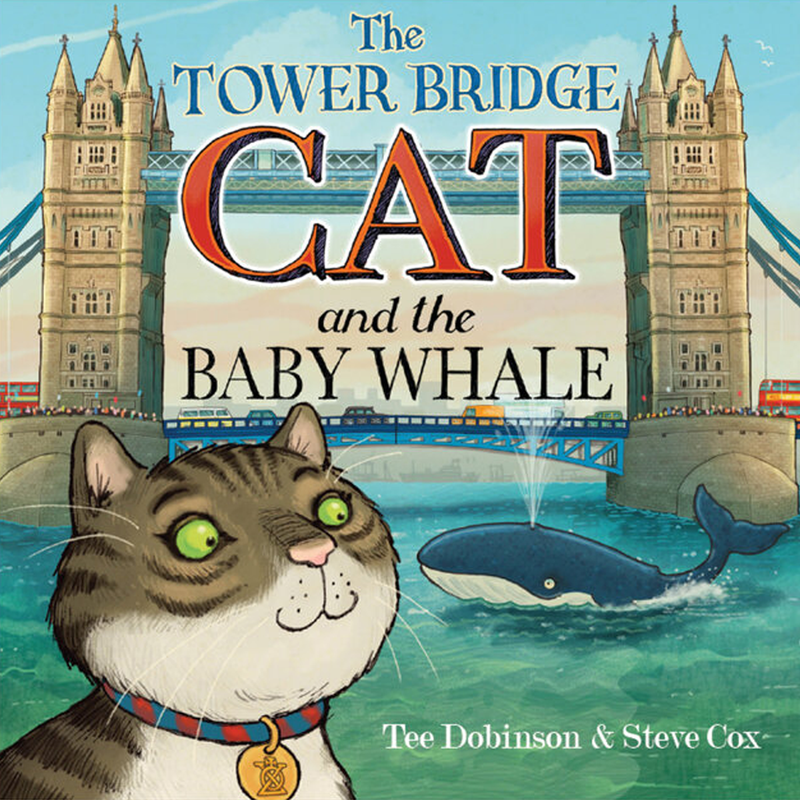 The Tower Bridge Cat Set - Both Books For £10