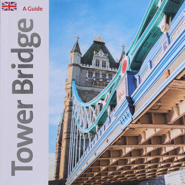 Tower Bridge Guide Book cover