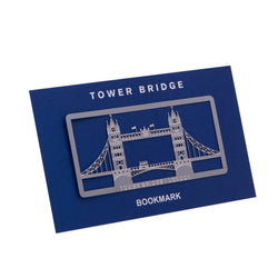 Tower Bridge Large Metal Bookmark