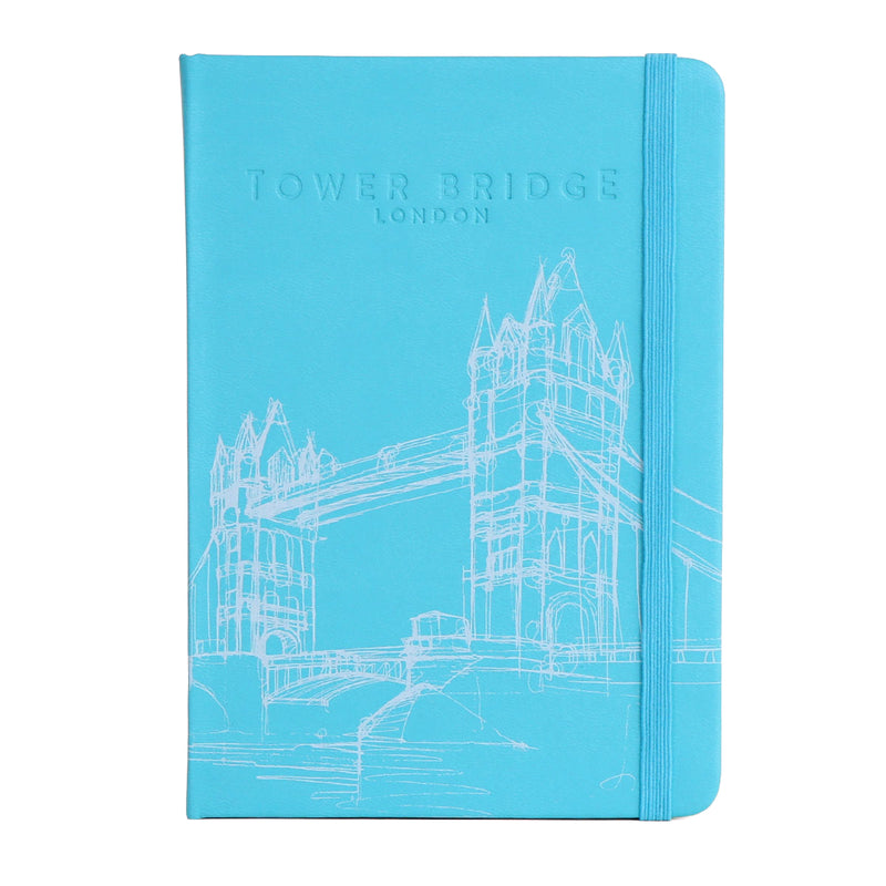 Tower Bridge Line Journal Notebook