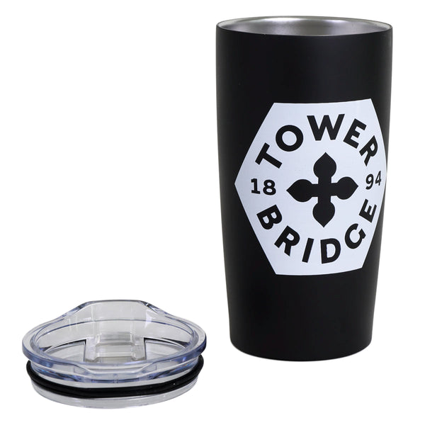 Tower Bridge Logo Steel Tumbler 1