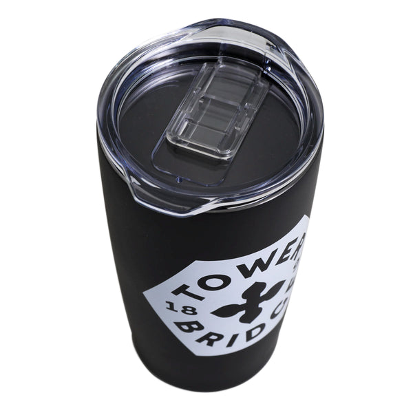 Tower Bridge Logo Steel Tumbler 2