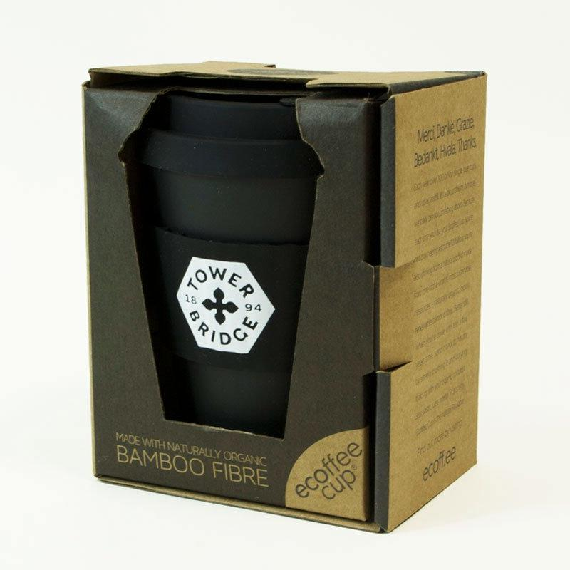 Tower Bridge Reusable Coffee Cup 4