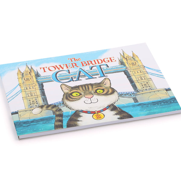 Tower Bridge Cat Sketchbook 1