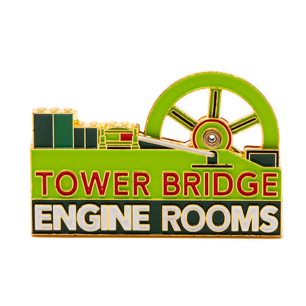 Tower Bridge Engine Rooms Magnet 1