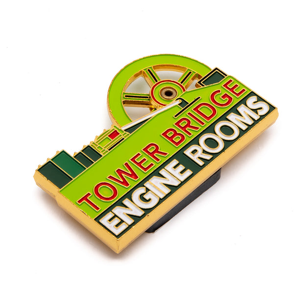 Tower Bridge Engine Rooms Magnet 2