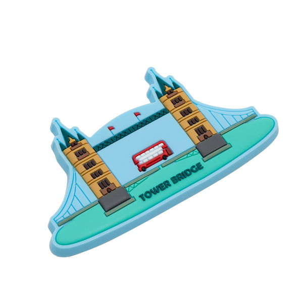 Tower Bridge Rubber Magnet 2