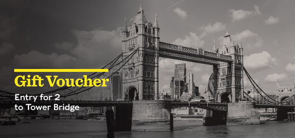 Gift Voucher - Entry for 2 to Tower Bridge