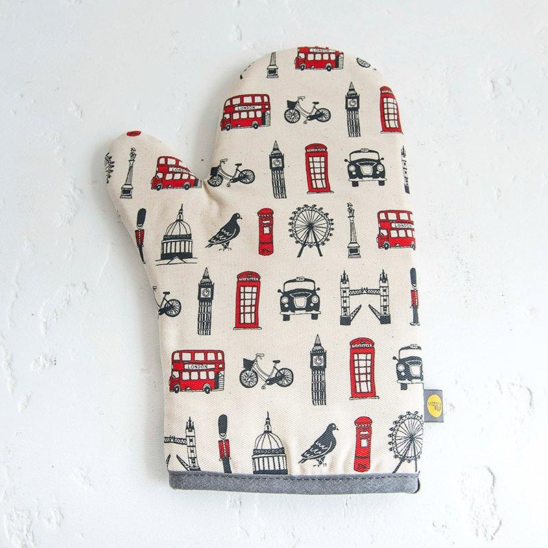 Simply London Oven Mitt 02