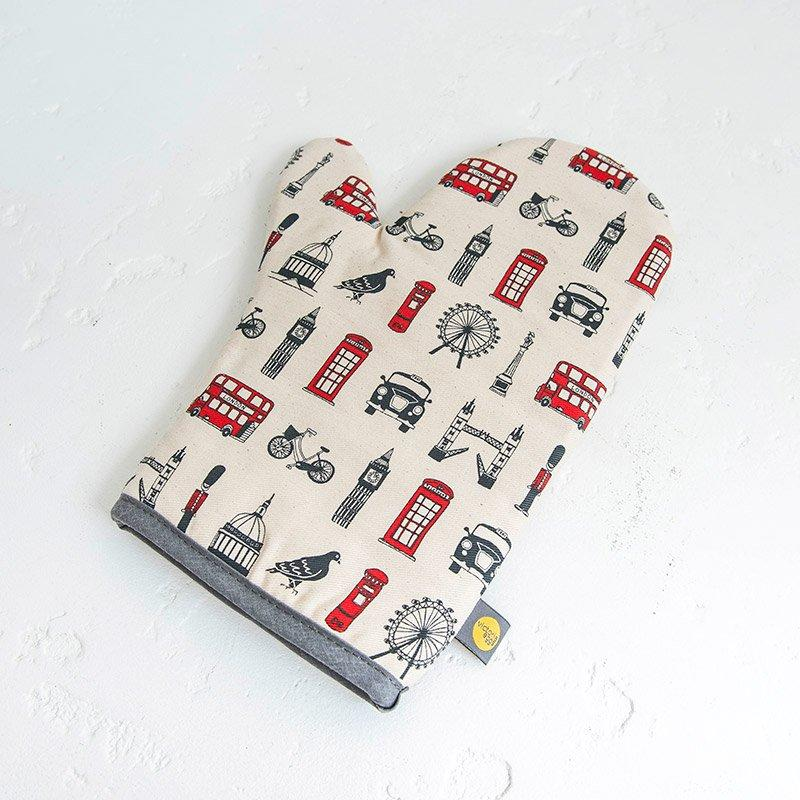 Simply London Oven Mitt 03