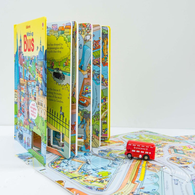 Wind-Up Bus Book 2