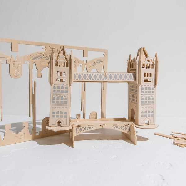 Woodcraft Tower Bridge Model 2