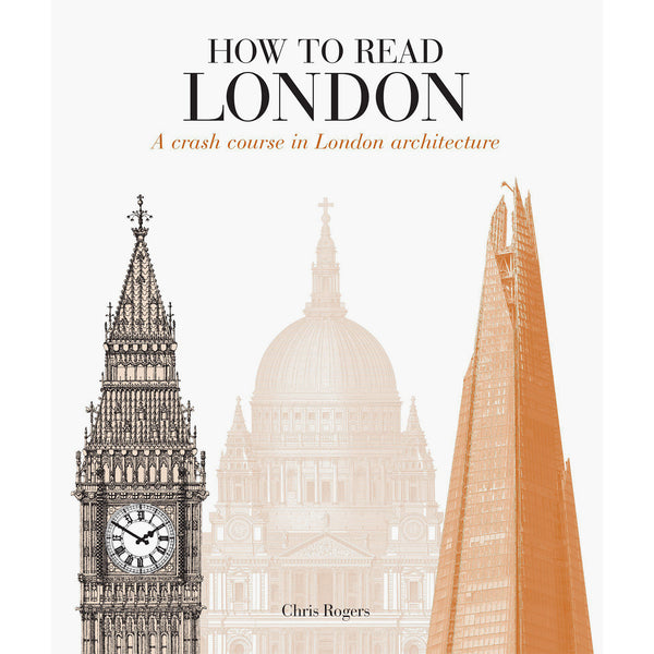 How To Read London Book Cover